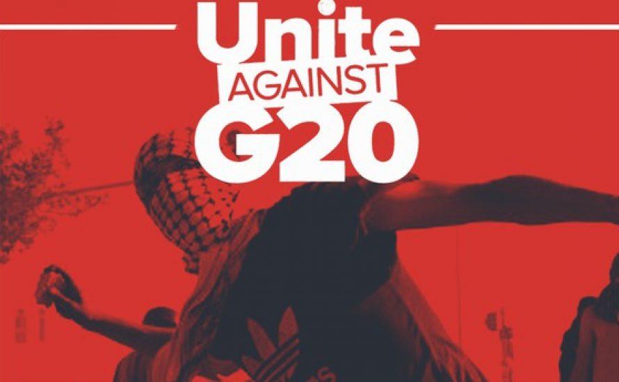 Intifada heißt Abschütteln – Oder: Warum Palästinasolidarität zum G20?