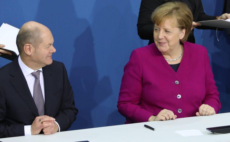 Wirecard: Merkel, Scholz und Altmaier müssen zurücktreten!