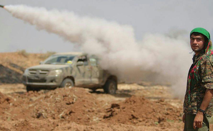 Afrin: Widerstand gegen die Belagerung und Bombardierung durch die Türkei