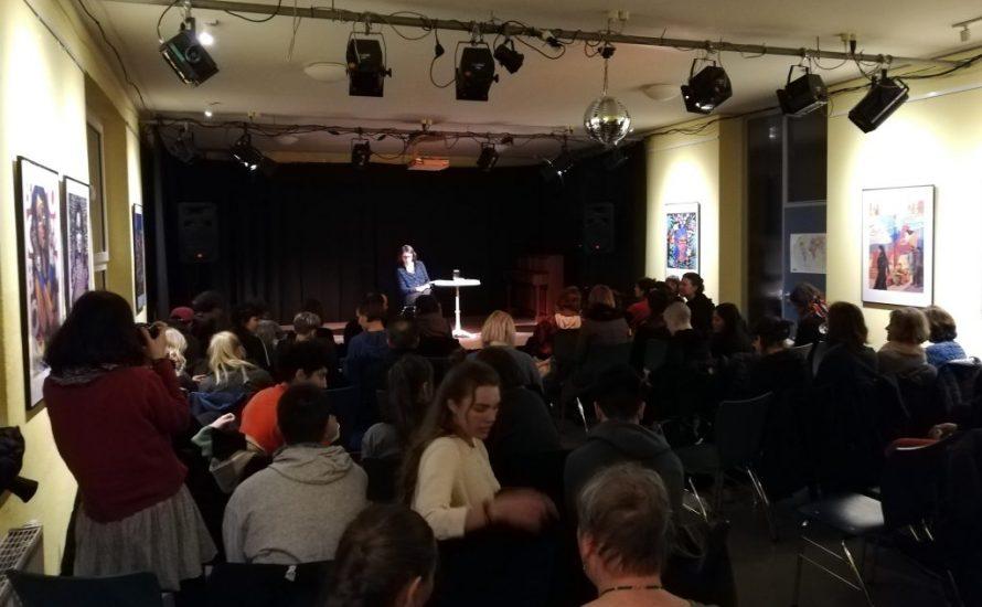 150 Personen bei drei Veranstaltungen zu