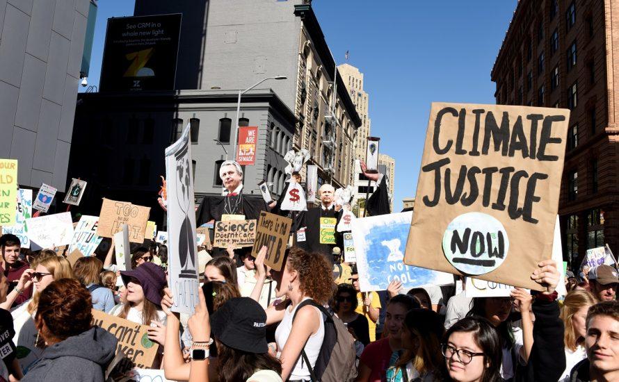 Nach den historischen Klimademos: Gegen das