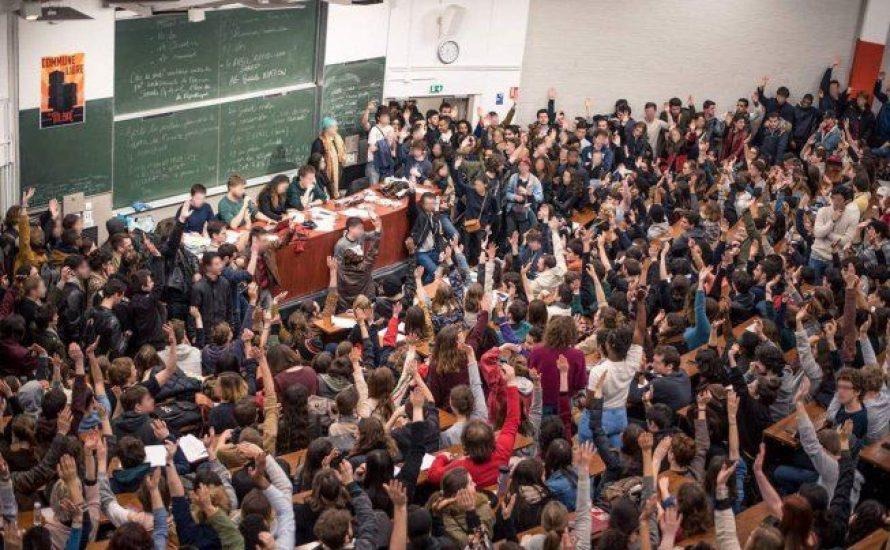 Von Online zu On The Street - alle raus gegen die Hochschulreform!