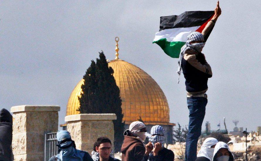 Der palästinensische Kampf um den Tempelberg