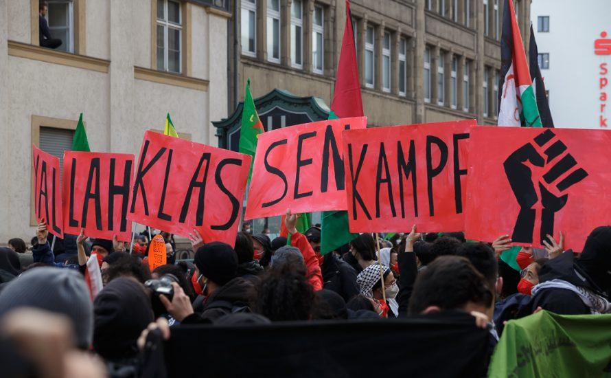Trotz Verleumdung durch B.Z. und Grüne: Der 1. Mai in Berlin war nicht antisemitisch