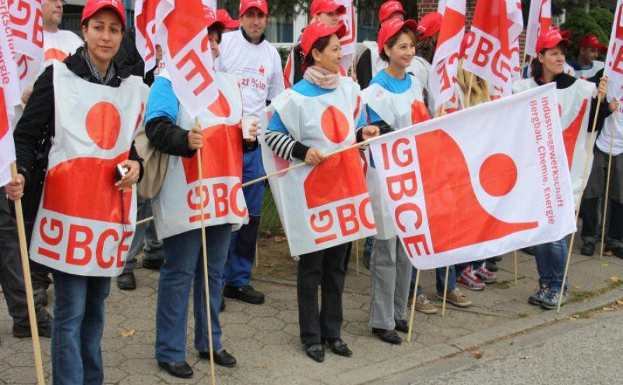 Streik bei Neupack geht in den sechsten Monat