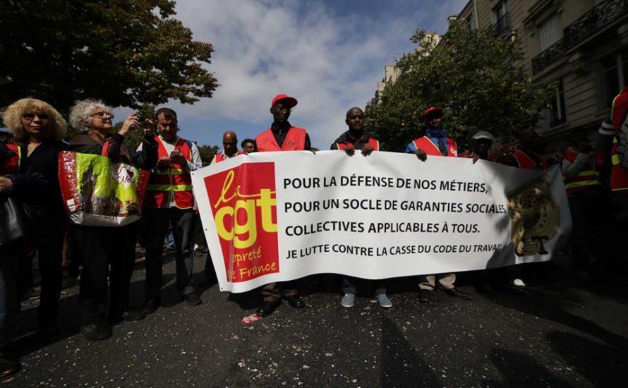 Warum der Kampf gegen das Loi Travail XXL auch ein antirassistischer Kampf ist