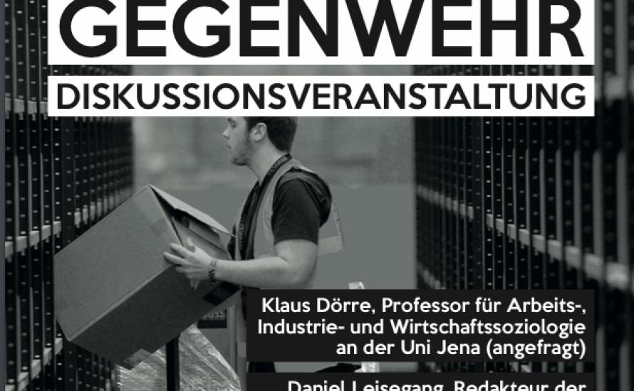 Berlin: Das Modell Amazon und gewerkschaftliche Gegenwehr