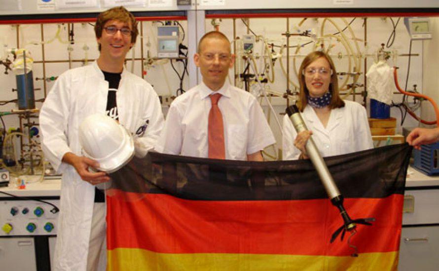 Der Hightech-Sprengstoff des Professor Klapötke