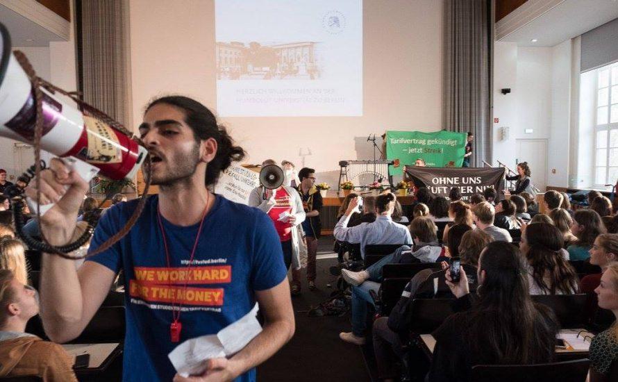 Raus zum 1. Mai: Studierende und Arbeiter:innen gemeinsam gegen die Krise!