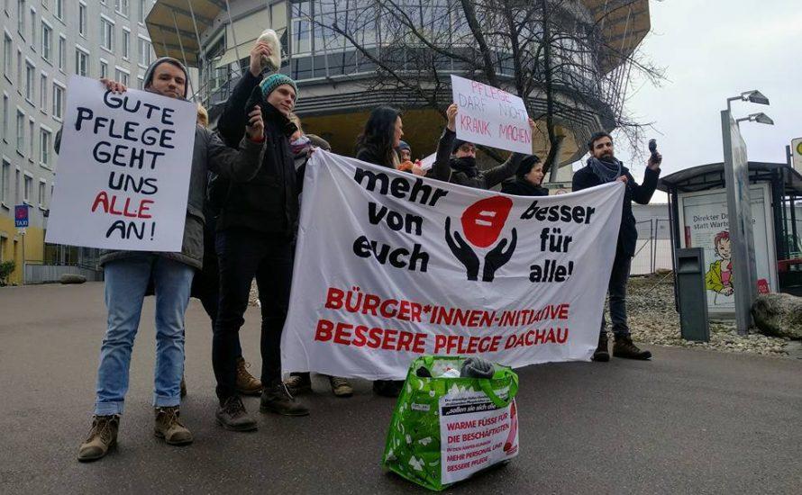 Kranker Streik: Der verhinderte Arbeitskampf am Helios-Amper-Klinikum Dachau
