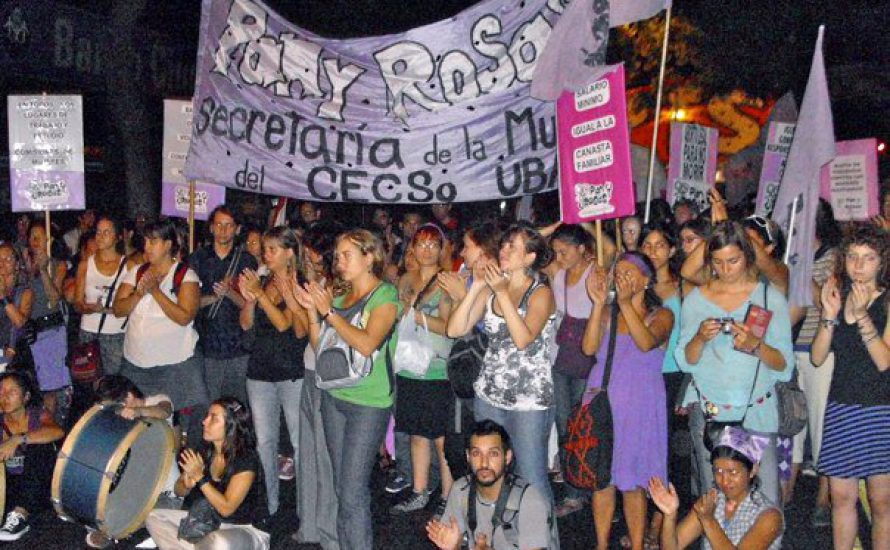 Interview: Internationaler Frauenkampftag in Argentinien