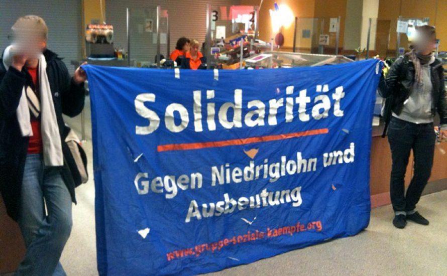Interview: Streik beim Studentenwerk Berlin