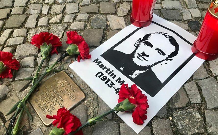 [Video] Martin Monath: Gedenkkundgebung in Berlin