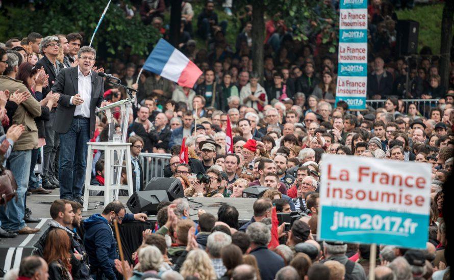Volkstribun? Jean-Luc Mélenchon: Porträt eines Linksnationalisten