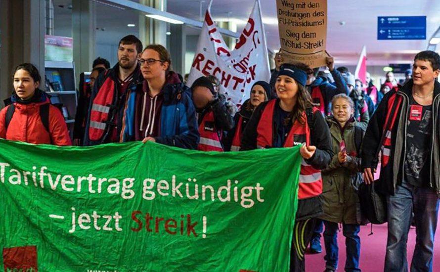 Der TVStud-Streik geht nächste Woche weiter!