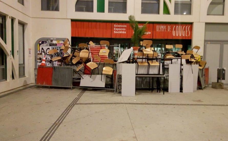 Toulouse: Massive Studierendenbewegung verbarrikadiert die Uni – und zeigt Solidarität mit TV-Stud