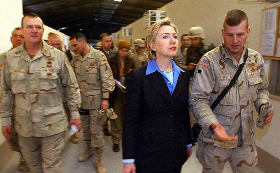 """Clintons Außenpolitik: Ist Hillary wirklich das """"geringere Übel""""?"""