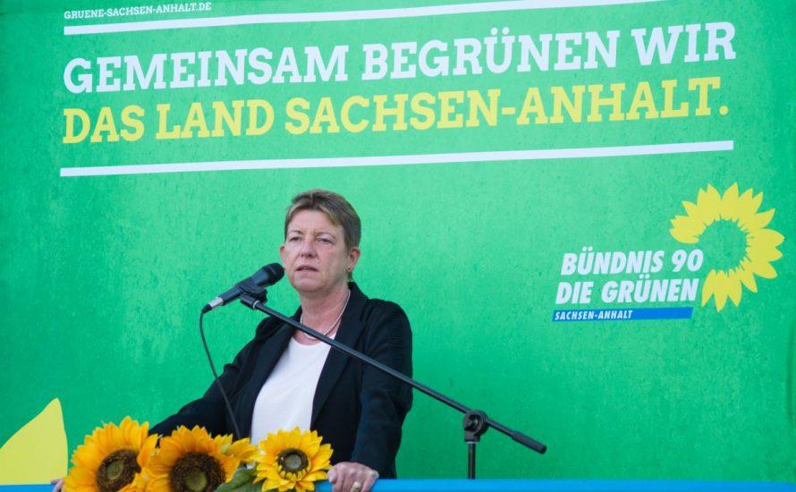 Grüne für neoliberale Koalition in Sachsen-Anhalt