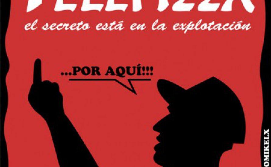 Interview: Telepizza entlässt Arbeiter