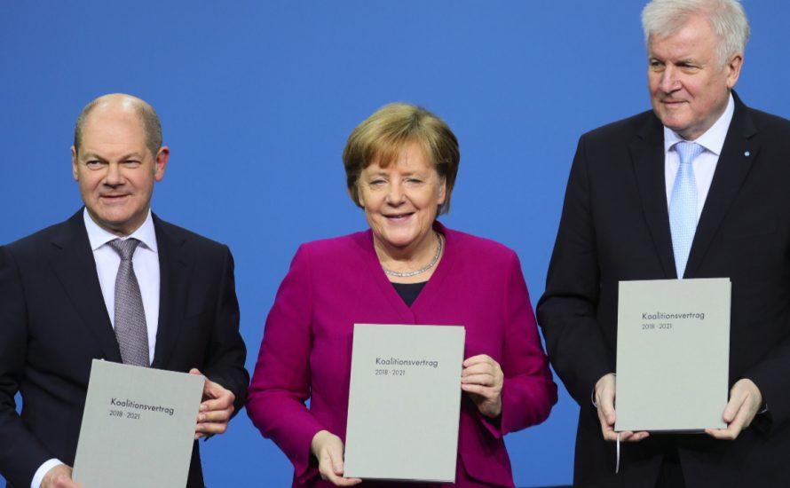 """Wer ist wer im neuen """"Kabinett Merkel IV""""?"""
