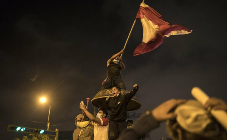 5 Präsidenten in 5 Jahren: Über die Situation in Peru