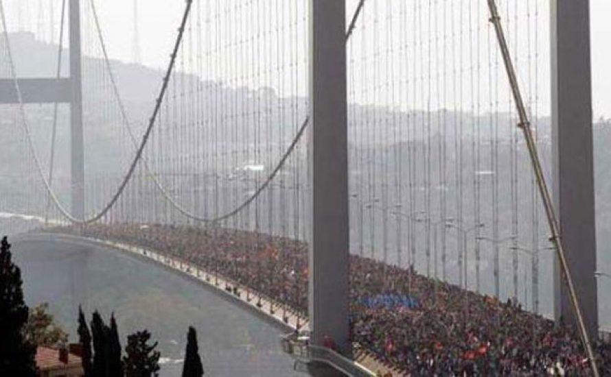 Internationale Solidarität für die Protestierenden in Istanbul!
