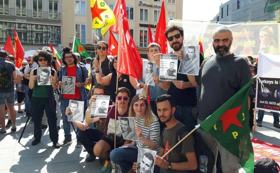 Solidarität mit Ramin! [mit Video]