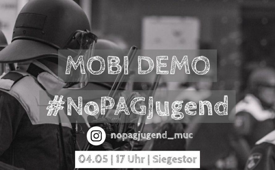 Lasst uns eine #noPAGjugend aufbauen!