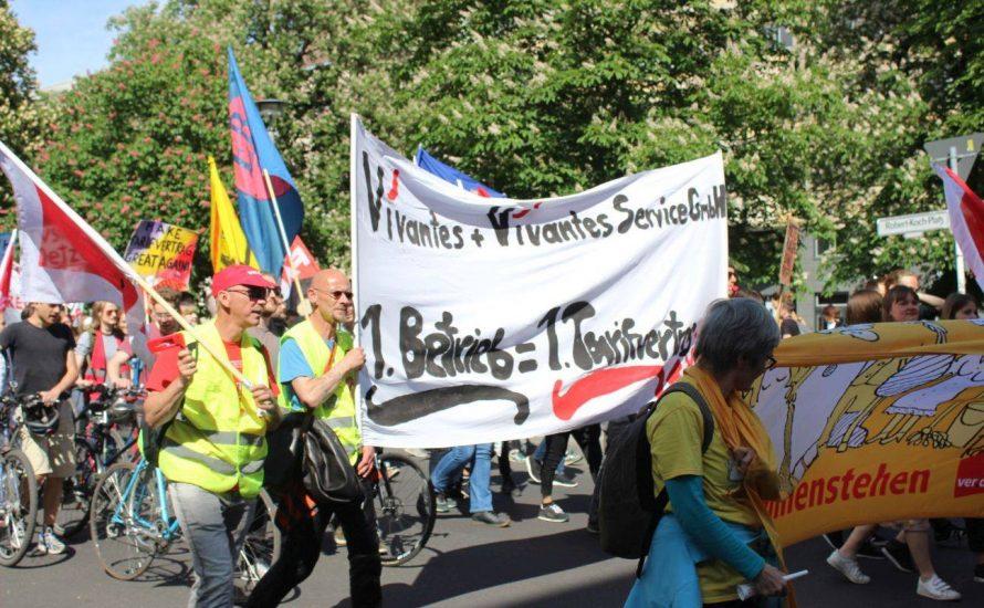 VSG-Streik geht in die fünfte Woche