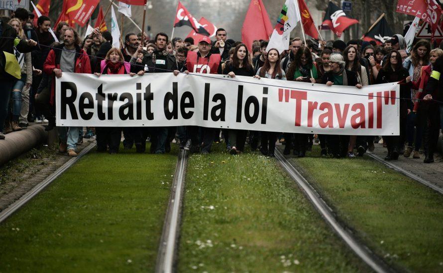 Loi Travail XXL: die französische Arbeiter*innenklasse vor dem Scheideweg