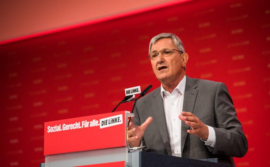 Linkspartei: Ein Programm für die Schublade