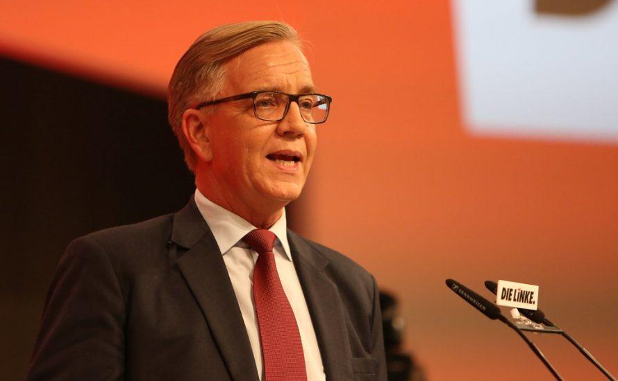 Dietmar Bartsch stellt sich gegen Streiks von ver.di
