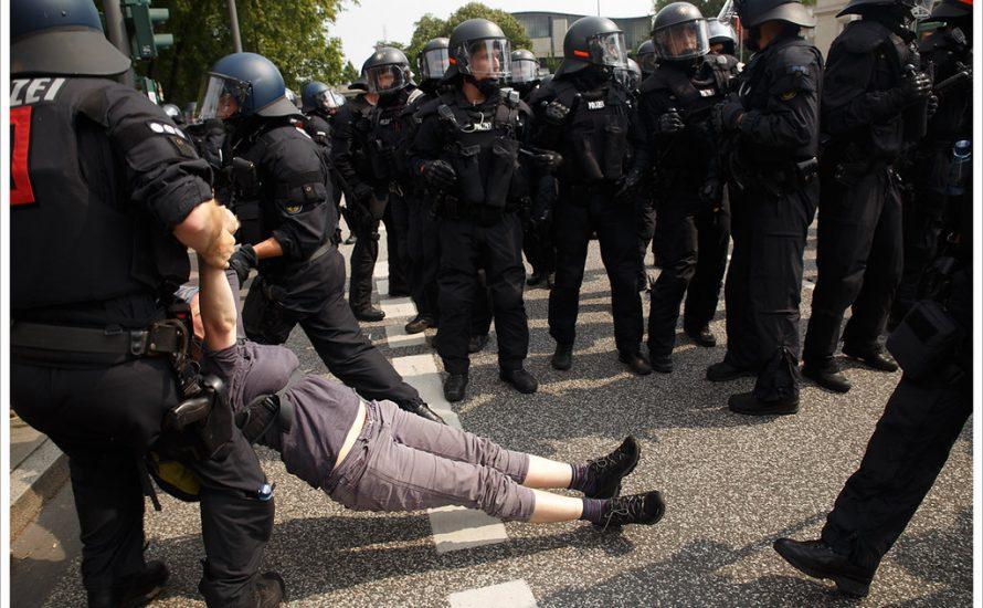 Polizeigewalt bei G20: Keine Anklage? – keine Überraschung!