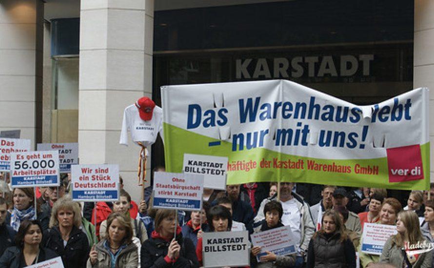 Der Fall von Real und Galeria Kaufhof/Karstadt