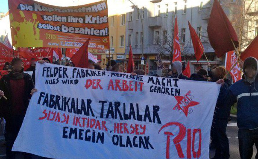 Krise in Argentinien 2001, Krise in Europa 2011