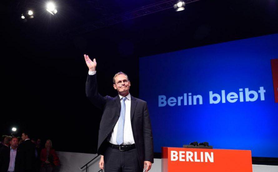 Berlin-Wahl: Große Koalition abgewählt – Rot-Rot-Grün in Sicht