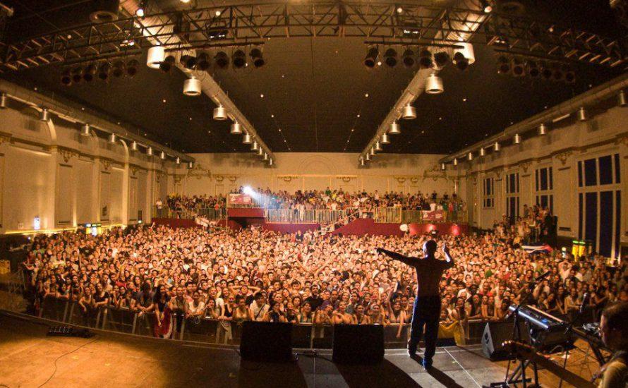 Calle 13 in Berlin