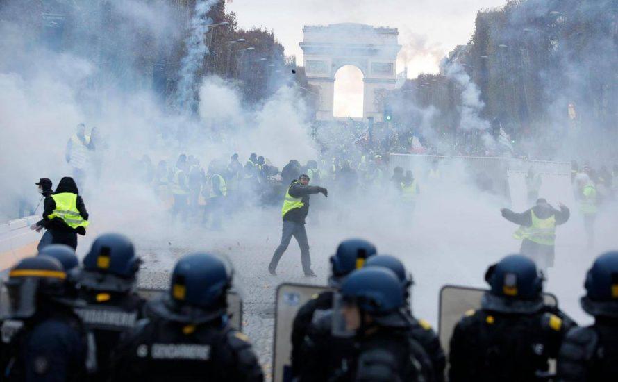 [Veranstaltung] Frankreich brennt: Der Aufstand der Gelben Westen