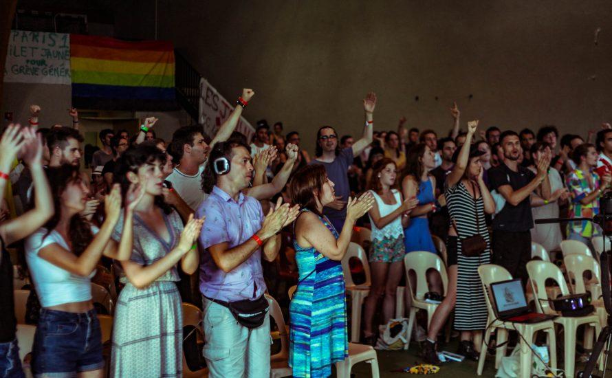 Ermögliche Jugendlichen und prekären Arbeiter:innen die Teilnahme am Revolutionären Sommercamp!