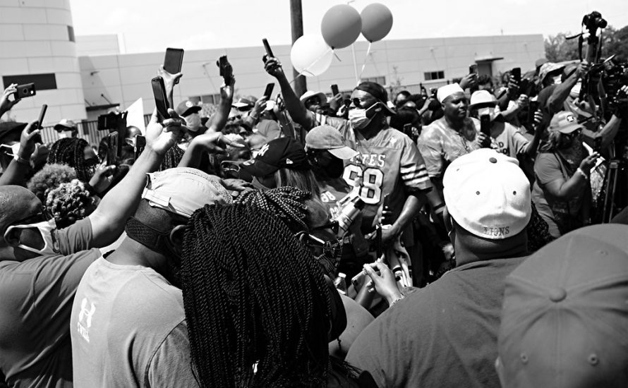 #BlackLivesMatter: Welche Strategie brauchen wir gegen die schmerzhaften Bilder?