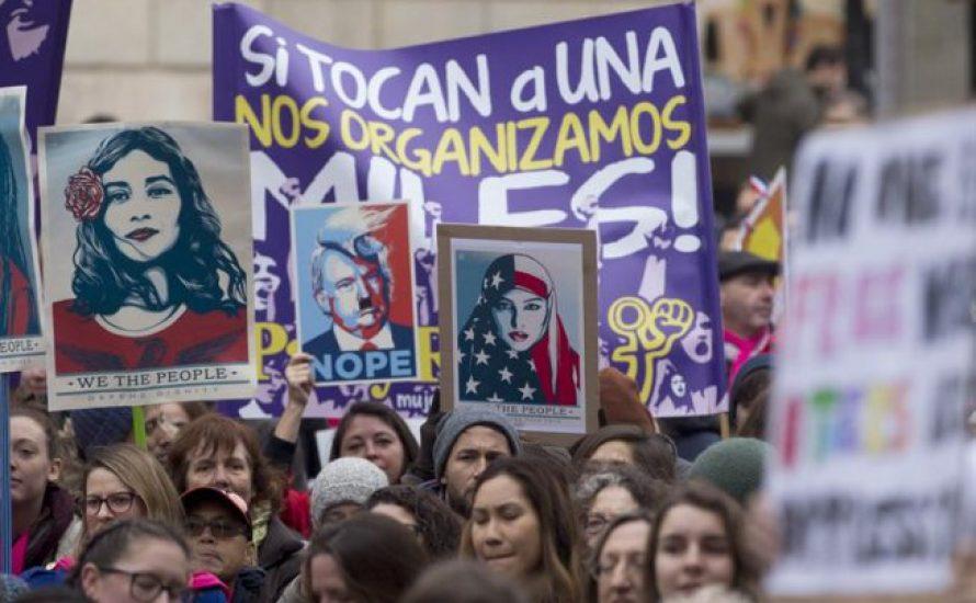 NoG20: Der Kampf gegen Prekarisierung und Sexismus in Spanien kommt nach Deutschland