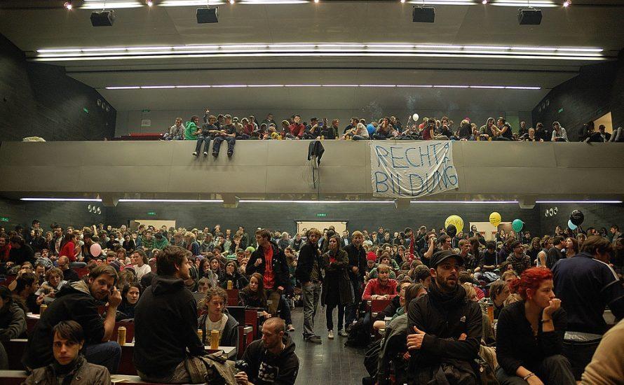 Veranstaltung am 4. März: Die Krise und die Hochschulreform – Welche Uni für welche Gesellschaft?