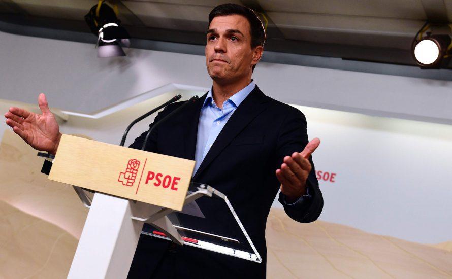 Die Krise der PSOE und das Debakel der europäischen Sozialdemokratie
