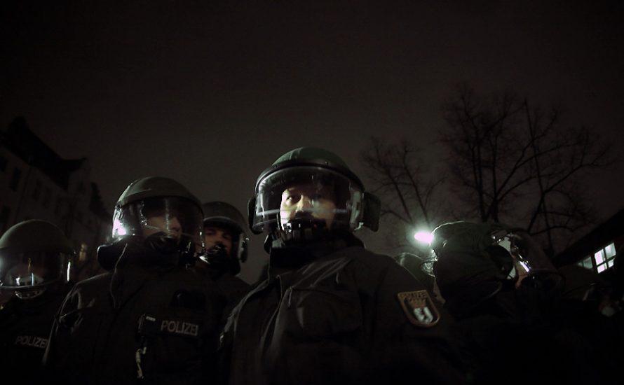 Neonazi-Strukturen in der NRW-Polizei. Kein #Einzelfall. Kein Vertrauen in den Staat.