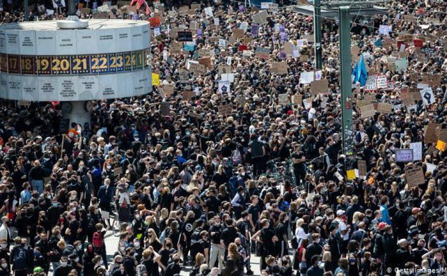 Diskussion: Was bedeutet eine internationale Antwort gegen Polizeigewalt für die Gewerkschaften?