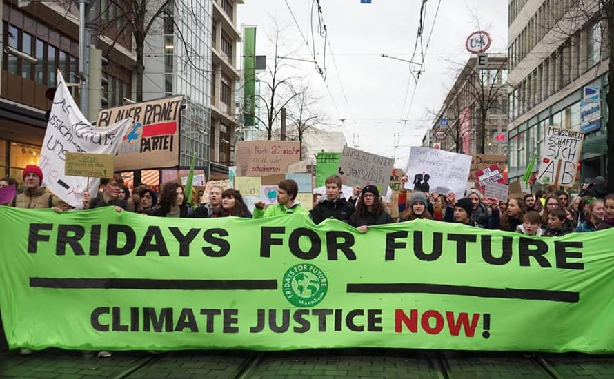 Fridays For Future: Bundesweit 300.000 gegen Kohleenergie und Klimawandel