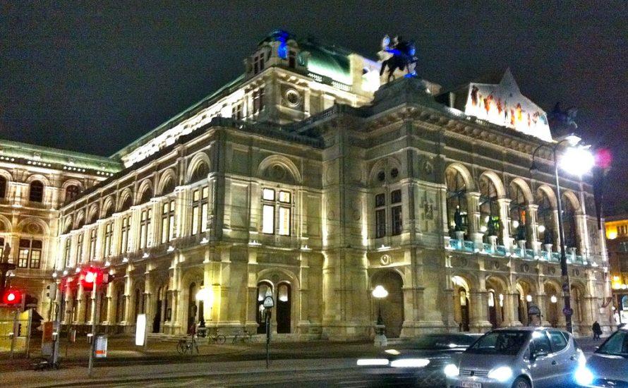 Wien nach Terroranschlag im Ausnahmezustand