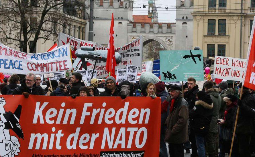 Gegen die SiKo – gegen den Imperialismus!