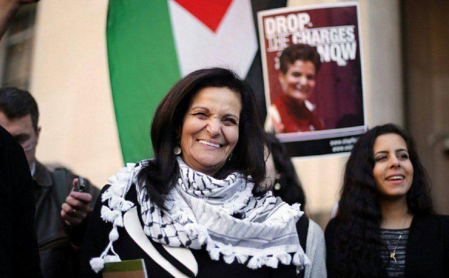 Solidarität mit Rasmea Odeh!