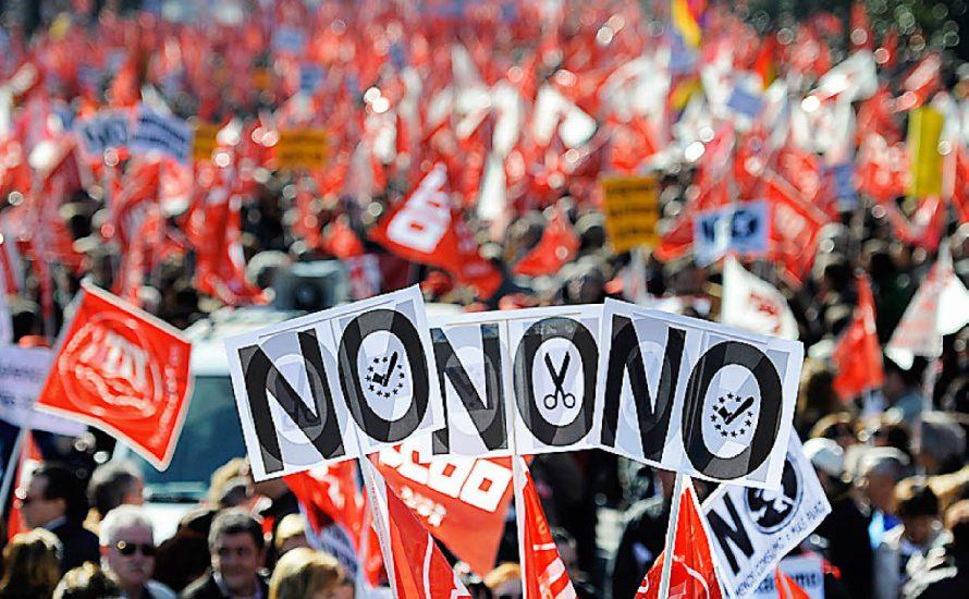 Die politische Dimension der weltweiten kapitalistischen Krise